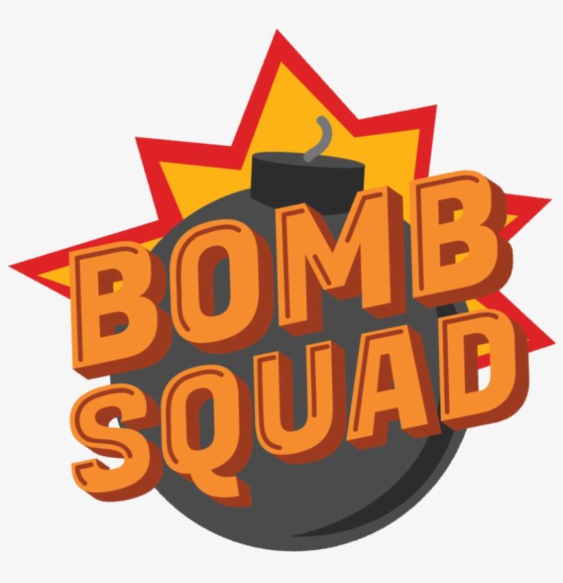 Squad logo clipart picture free stock Bomb Squad Logo White - Bomb Squad Clipart PNG Image ... picture free stock