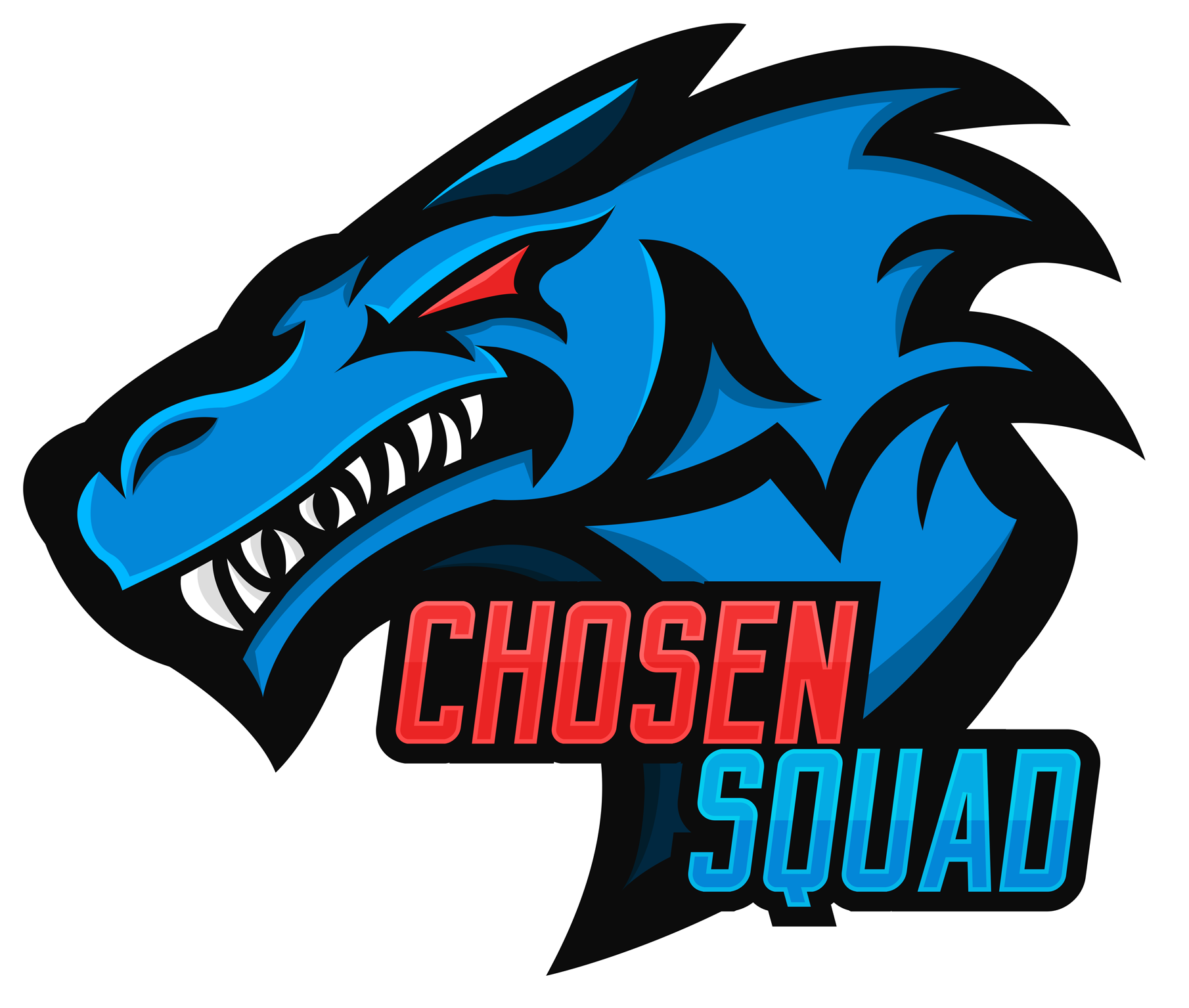 Squad logo clipart jpg transparent library Chosen Squad Logo Clipart - Full Size Clipart (#2387519 ... jpg transparent library