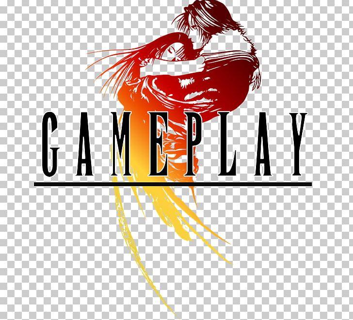 Squall clipart png royalty free Final Fantasy VIII Logo PlayStation Squall Leonhart PNG ... png royalty free
