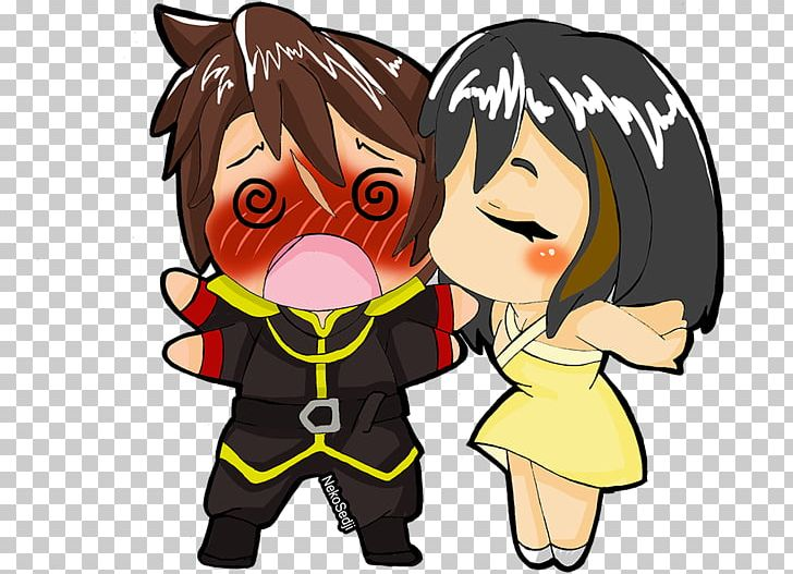Squall clipart banner free download Final Fantasy VIII Chibi Rinoa Heartilly Squall Leonhart ... banner free download