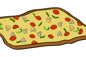 Square pizza clipart png stock Square pizza clipart » Clipart Portal png stock