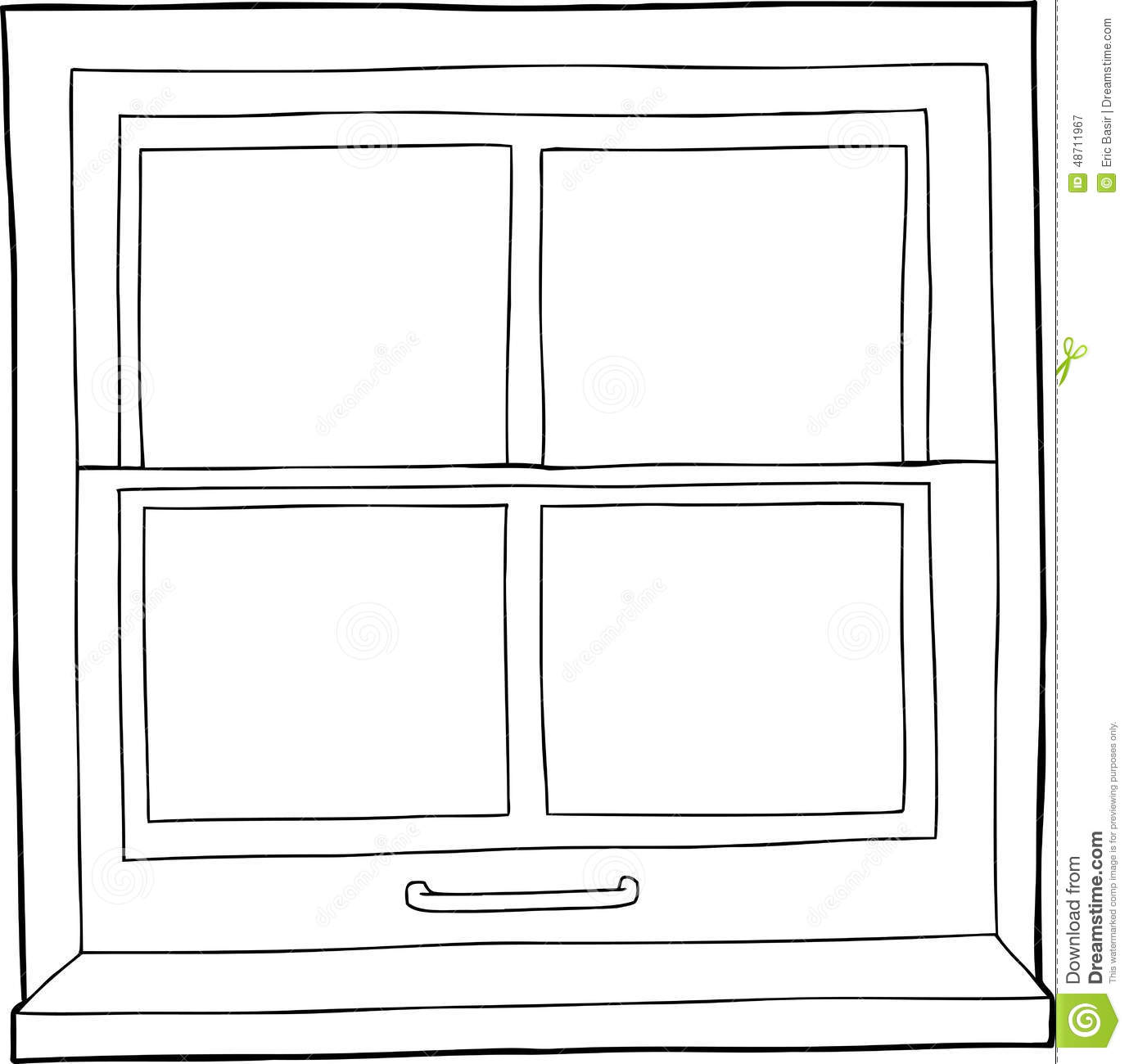 Window clipart black and white banner transparent download Square window clipart black and white 4 » Clipart Station banner transparent download