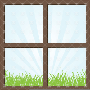 Windows clipart downloads jpg free library Square Window Clipart   Free Images at Clker.com - vector ... jpg free library