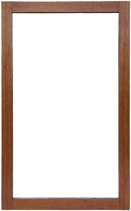 Square wood frame clipart image free Mirror Frame, Frame, Mirror, Isolated, Wooden Frame Clipart ... image free