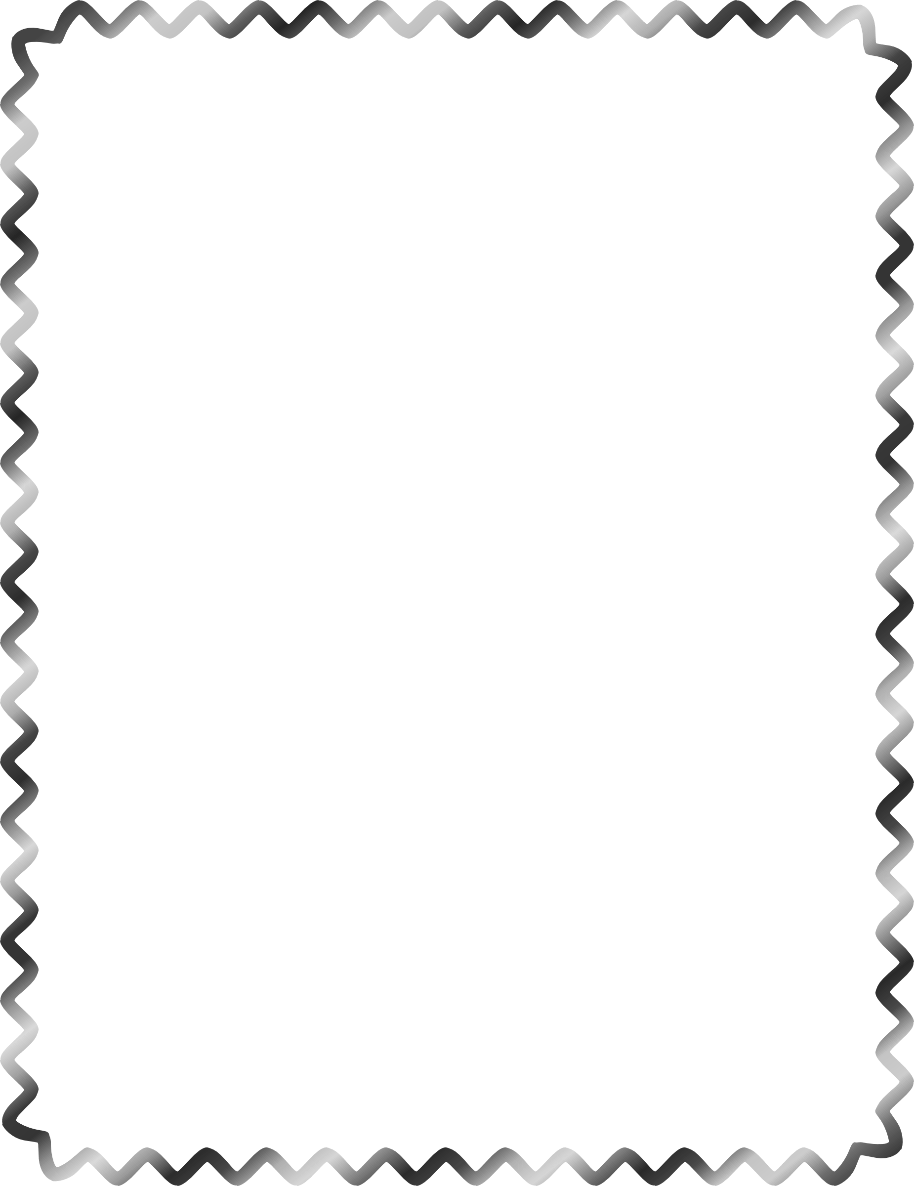 Squiggly line border clipart banner royalty free download Squiggly line border clipart 5 » Clipart Portal banner royalty free download