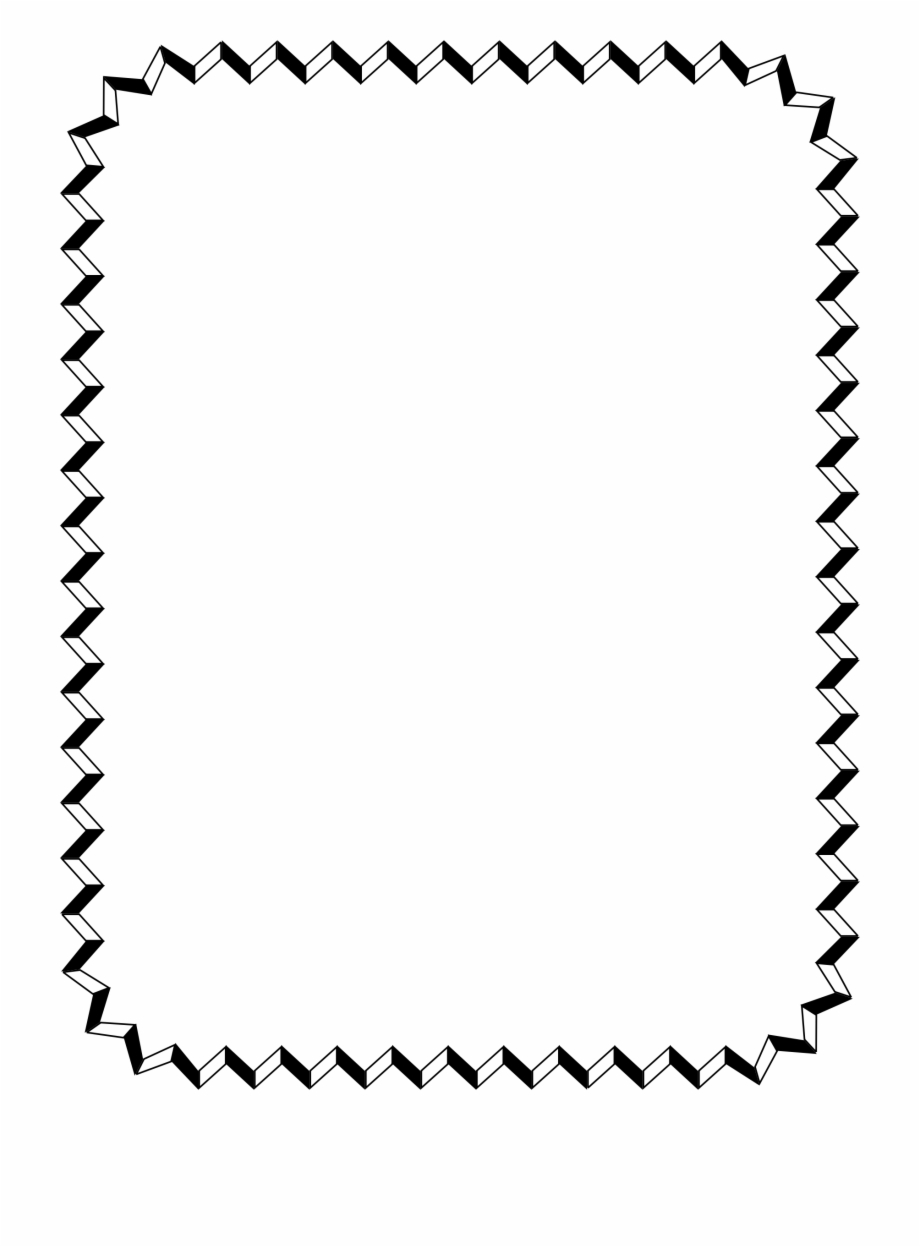 Squiggly line border clipart clip art freeuse stock Squiggly Clipart Scallop Border - Arrow Border Clip Art ... clip art freeuse stock