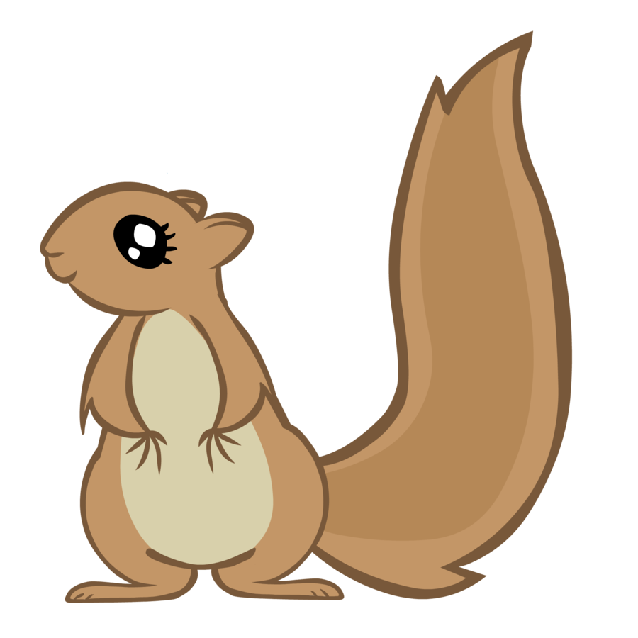 Squirrel house clipart clip art freeuse download working squirrel | MLP Vectorized Squirrel by ~foxox on deviantART ... clip art freeuse download