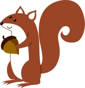 Squirrel with acorn clipart image royalty free download Squirrel with acorns clipart » Clipart Portal image royalty free download