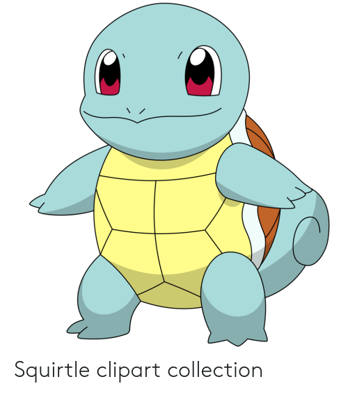 Squirtle clipart clipart stock Squirtle Clipart Collection | Squirtle Meme on ME.ME clipart stock
