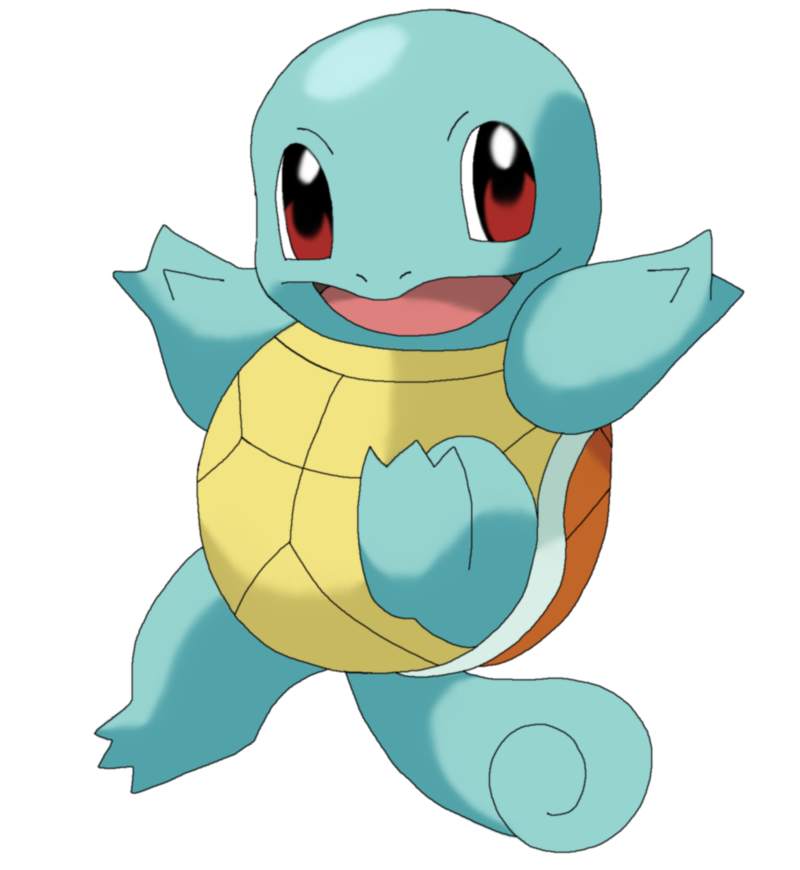 Squirtle clipart picture free stock Squirtle Pokemon Png By Megbeth picture free stock