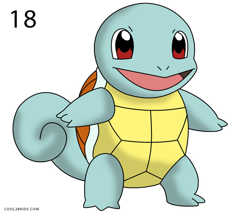 Squirtle clipart graphic free library Squirtle clipart 3 » Clipart Station graphic free library