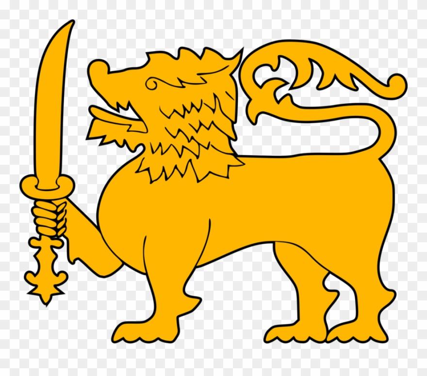 Sri lanka cricket logo clipart banner library library Flag Of Sri Lanka Sri Lanka Lion National Flag - Sri Lanka ... banner library library