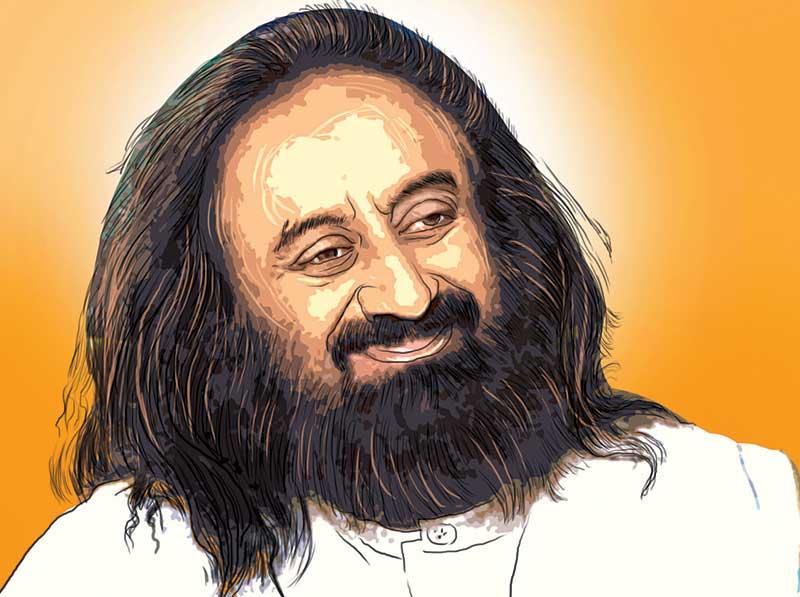 Sri sri ravi shankar clipart picture 5 Secrets of Success picture