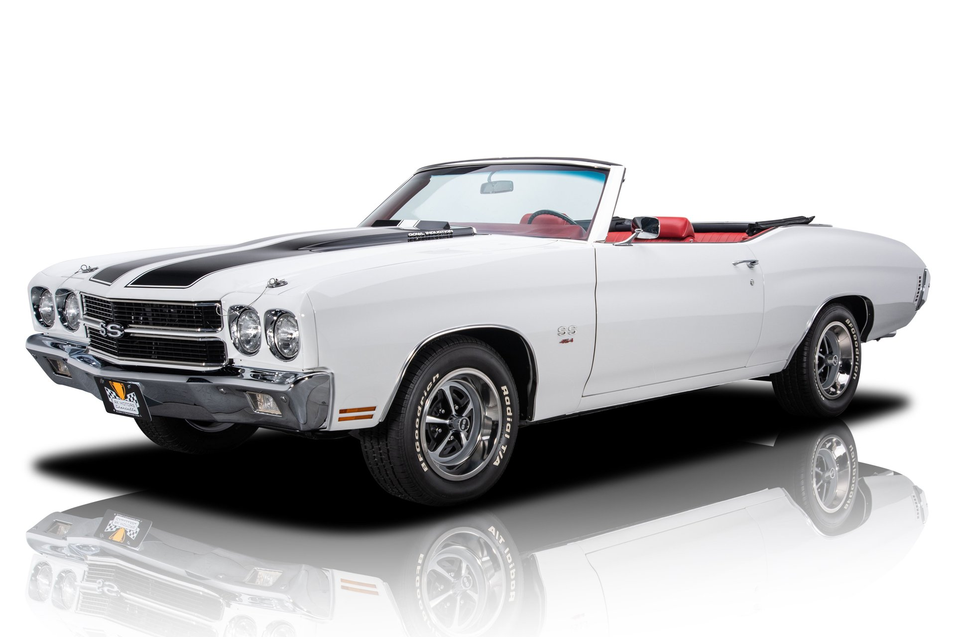 Ss chevelle 1969 clipart banner black and white stock 1970 Chevrolet Chevelle SS Convertible for sale #176507 ... banner black and white stock
