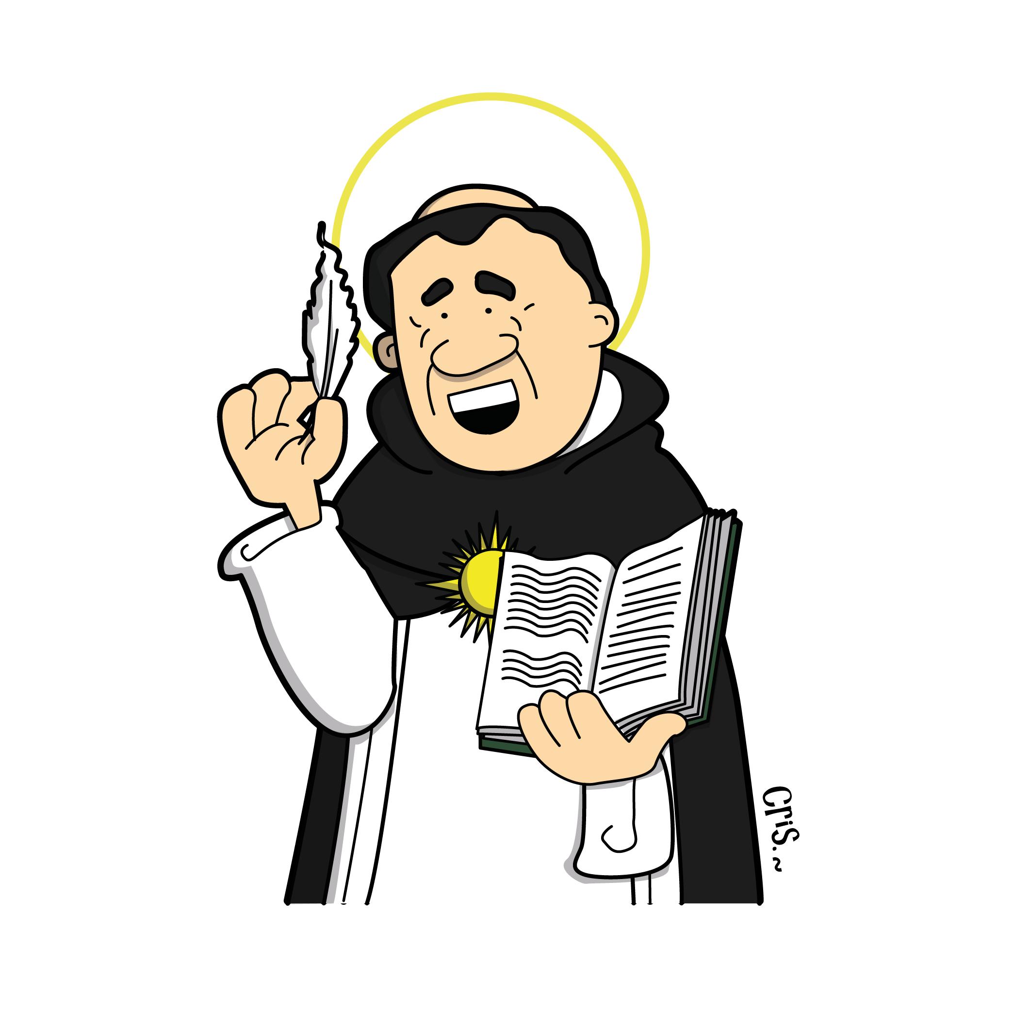 St aquinas clipart clip download St Thomas Aquinas | St Thomas Aquinas | Saint thomas aquinas ... clip download