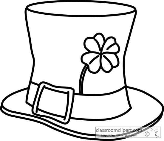 St particks day clipart black and white banner free download St Patricks Day Art | Free download best St Patricks Day Art ... banner free download