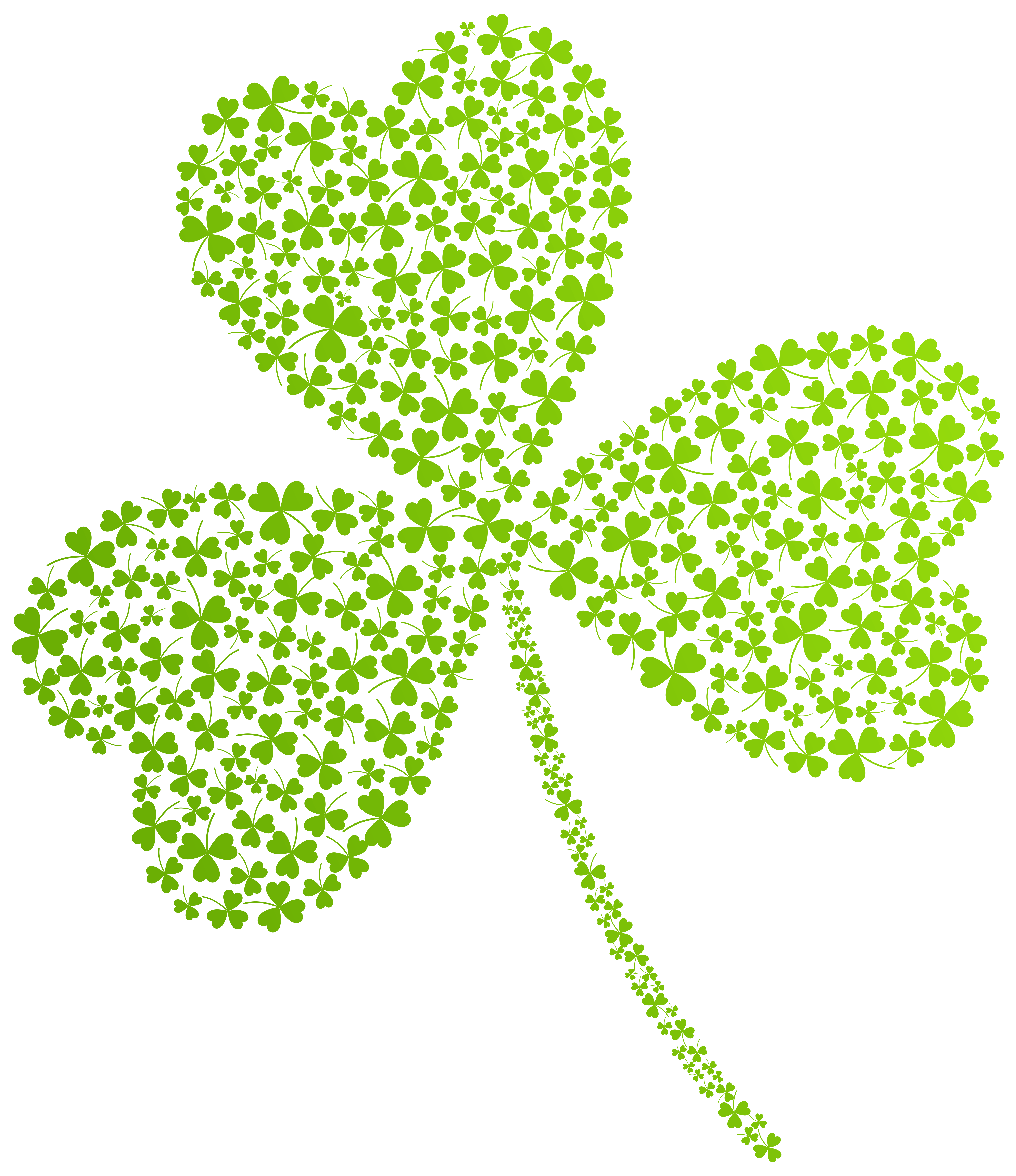 St patricks day divider clipart banner free stock Free Shamrock Clip Art, Download Free Clip Art, Free Clip ... banner free stock