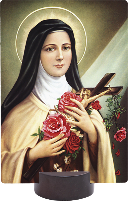 St therese clipart png transparent stock Saint Of The Day: St. Thérèse of Lisieux - #BloggerNation png transparent stock