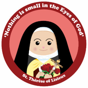 St therese clipart graphic royalty free stock St Thérèse Of Lisieux Gifts on Zazzle NZ graphic royalty free stock