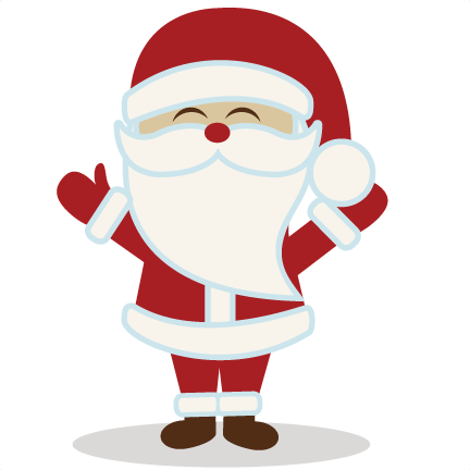 Sta clipart svg transparent download Santa claus clipart cliparting - Clipartable.com svg transparent download