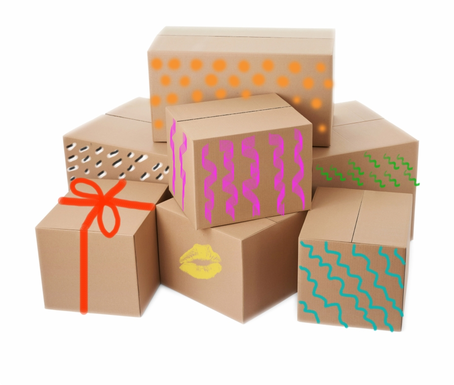 Stack of boxes clipart svg black and white Box Transparent Stack - Corrugated Box Manufacturers In ... svg black and white