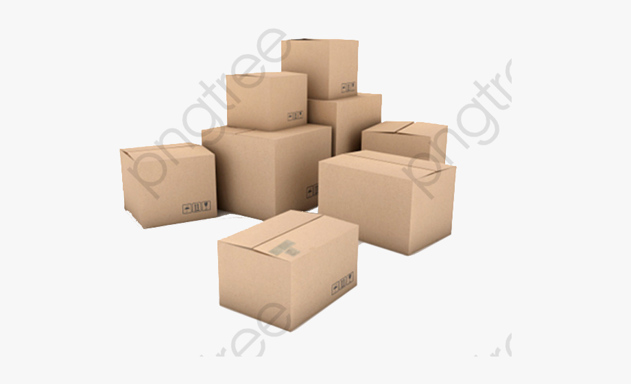 Stack of boxes clipart image Pile Of Cardboard Boxes Stacked Boxes Clipart - Packaging ... image