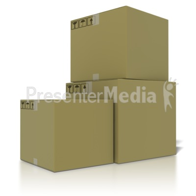 Stack of boxes clipart clip library Stack Of Boxes - Business and Finance - Great Clipart for ... clip library