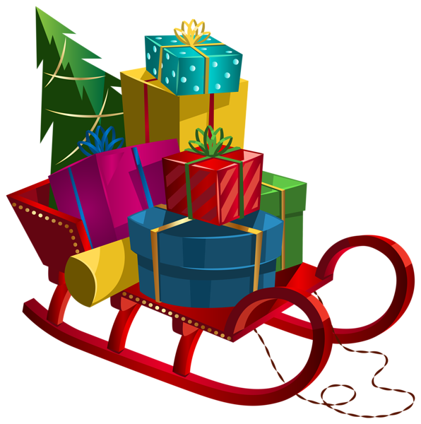 Stack of christmas presents clipart png royalty free Presents Christmas Clipart - Alternative Clipart Design • png royalty free