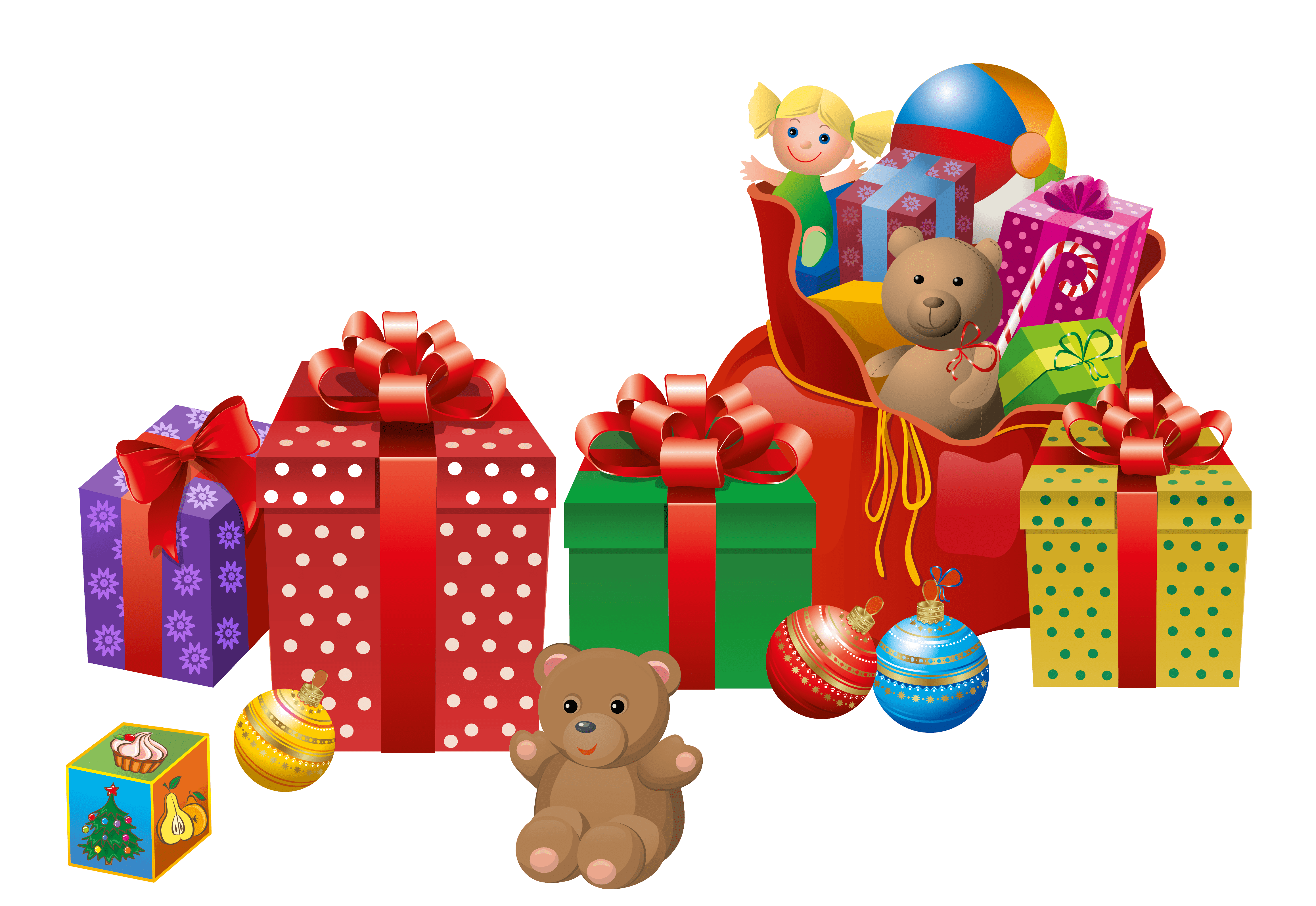 Stack of christmas presents clipart clip free download Christmas Presents Clip Art – Merry Christmas And Happy New Year 2018 clip free download