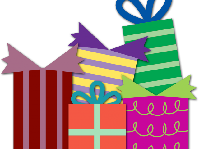 Stack of christmas presents clipart clip freeuse stock 19 Stack of clipart presents HUGE FREEBIE! Download for PowerPoint ... clip freeuse stock