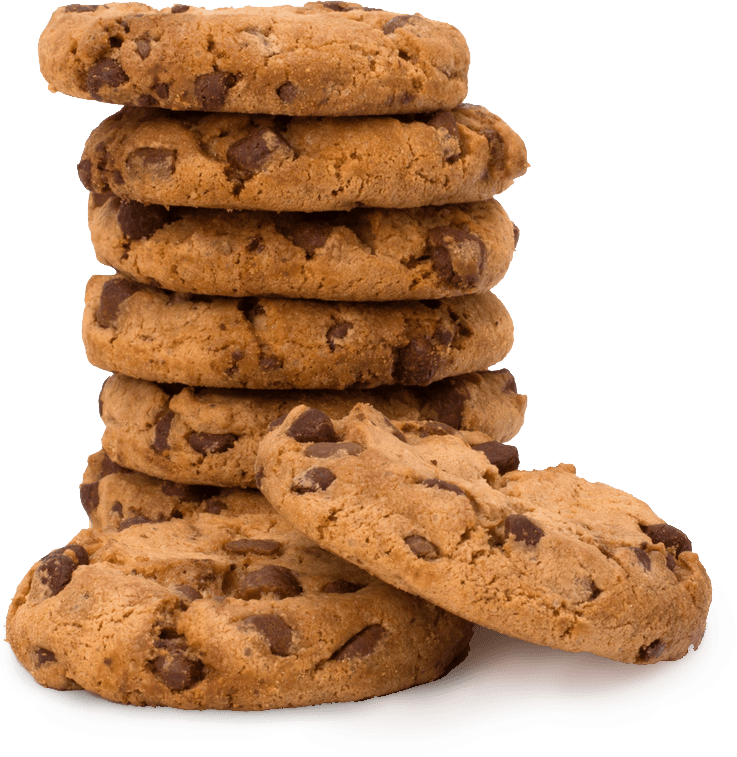 Stack of cookies clipart vector free library Cookies Large Stack transparent PNG - StickPNG vector free library