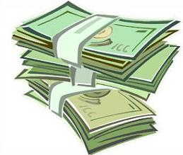 Stack of dollars clipart clip free download Dollar Stack Clipart & Free Clip Art Images #8967 ... clip free download