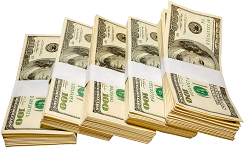 Stack of dollars clipart image transparent library Money Coin Saving Clip art - Stack of dollar png download ... image transparent library