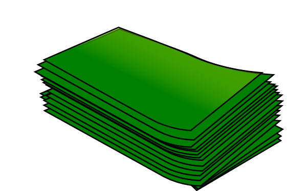 Stacks of cash clipart jpg transparent library Free Stack Of Money Clipart, Download Free Clip Art, Free ... jpg transparent library
