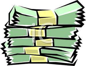Stacks of cash clipart image freeuse stock Stacks of Cash   Clipart Panda - Free Clipart Images image freeuse stock