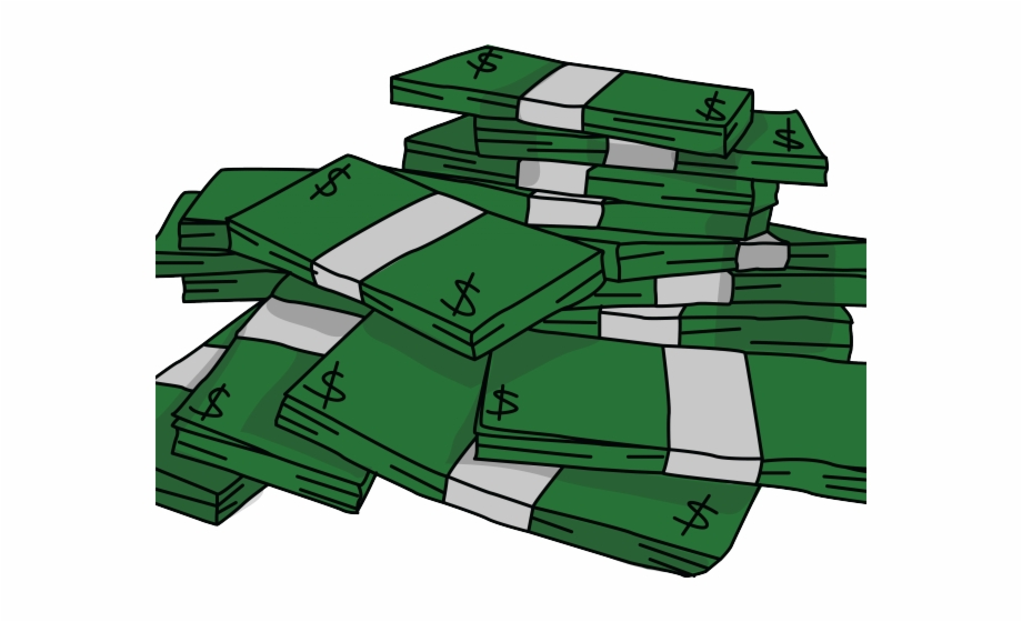 Stacks of cash clipart svg freeuse stock Cash Clipart Cash Stack - Stacks Of Money Clipart ... svg freeuse stock