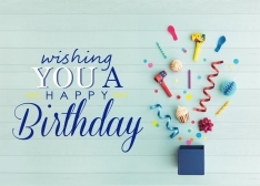 Staff birthdays clipart jpg black and white Business Birthday Cards by CardsDirect® jpg black and white