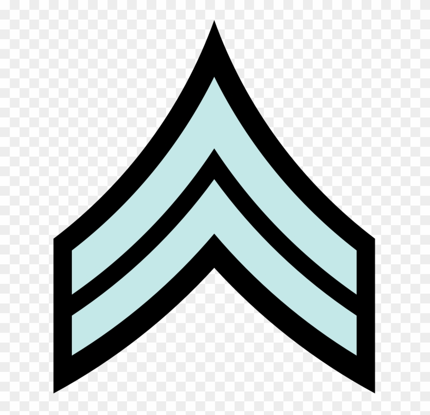 Staff sergeant clipart png royalty free File - U - S - Police Corporal Rank - Svg - Army Staff ... png royalty free