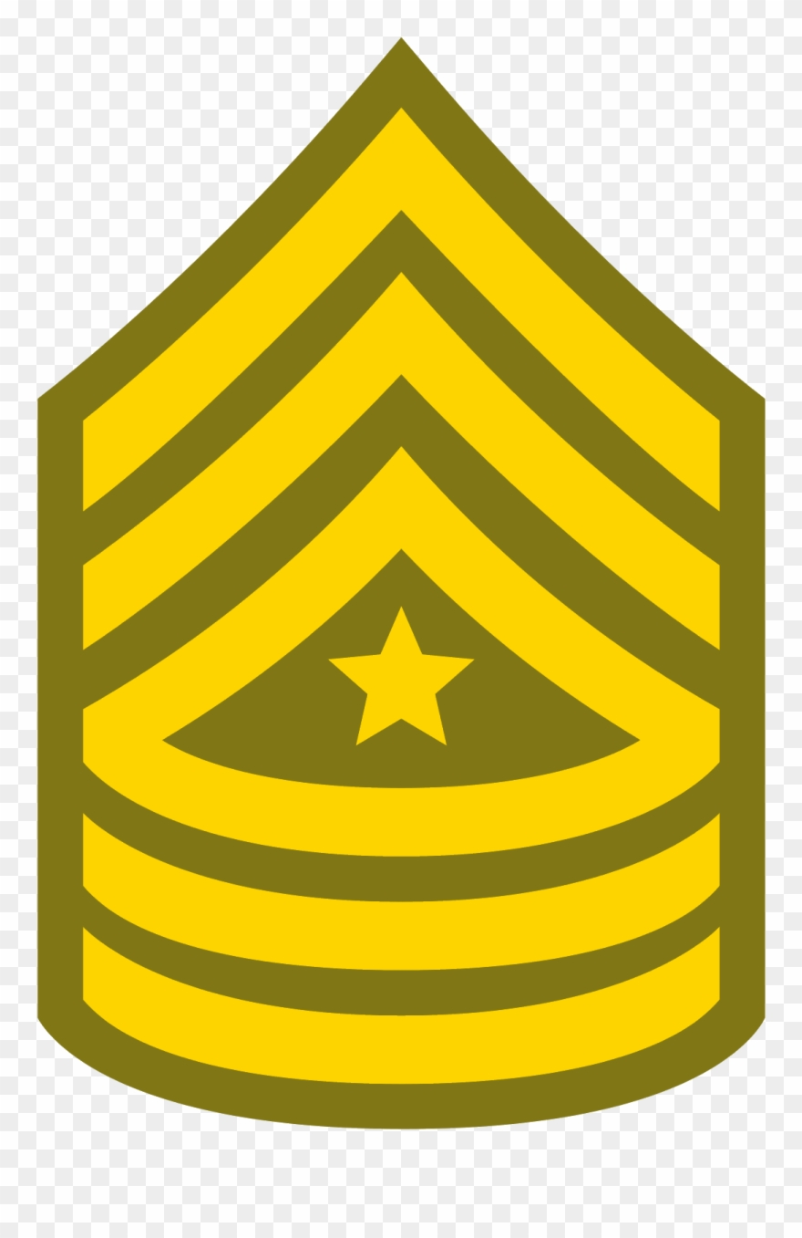Staff sergeant clipart jpg transparent library Sergeant Major Sgt Icon - Enlisted Rank Clipart - Clipart ... jpg transparent library