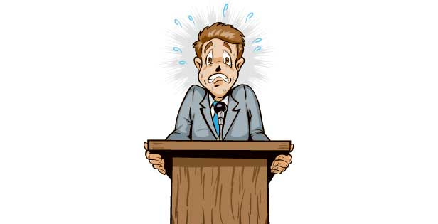 Stage fright clipart image library stock Five Ways to Overcome Stage Fright image library stock