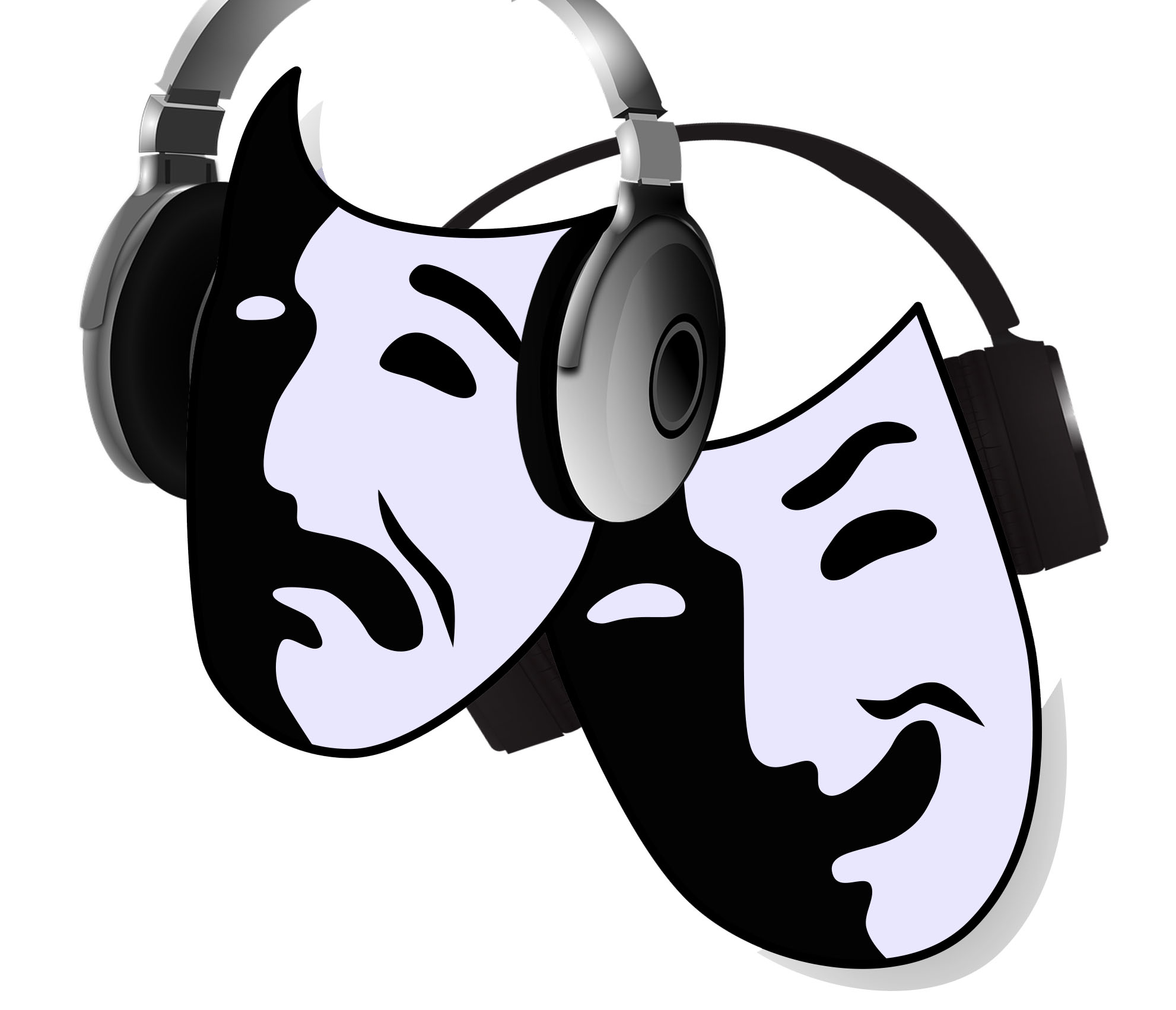Stage manager cliparts headset image free stock Sound Design for Theater: Another Medium for Our Craft image free stock