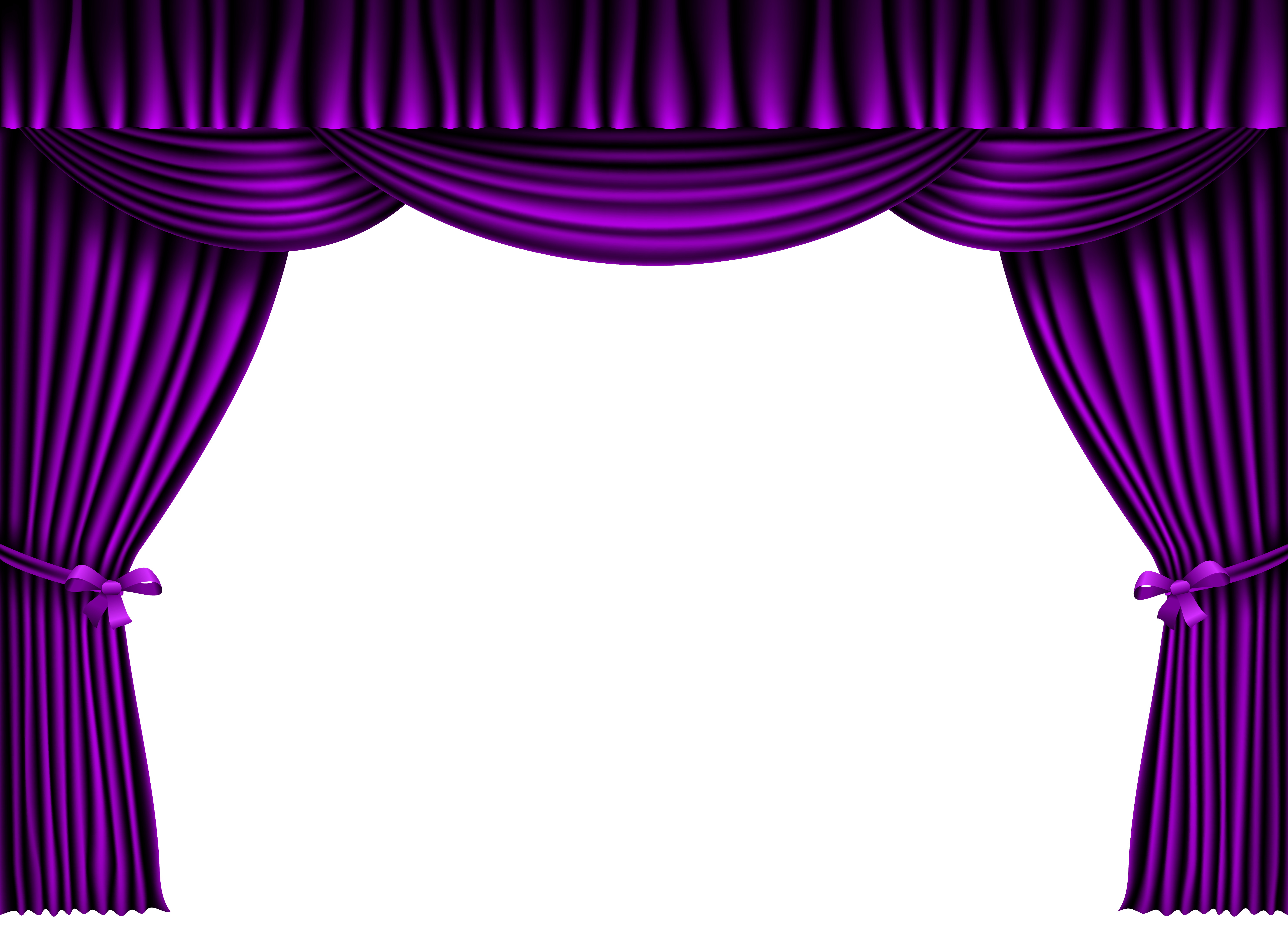 Stage star clipart free library Purple Curtain PNG Clipart Image | Gallery Yopriceville - High ... free library