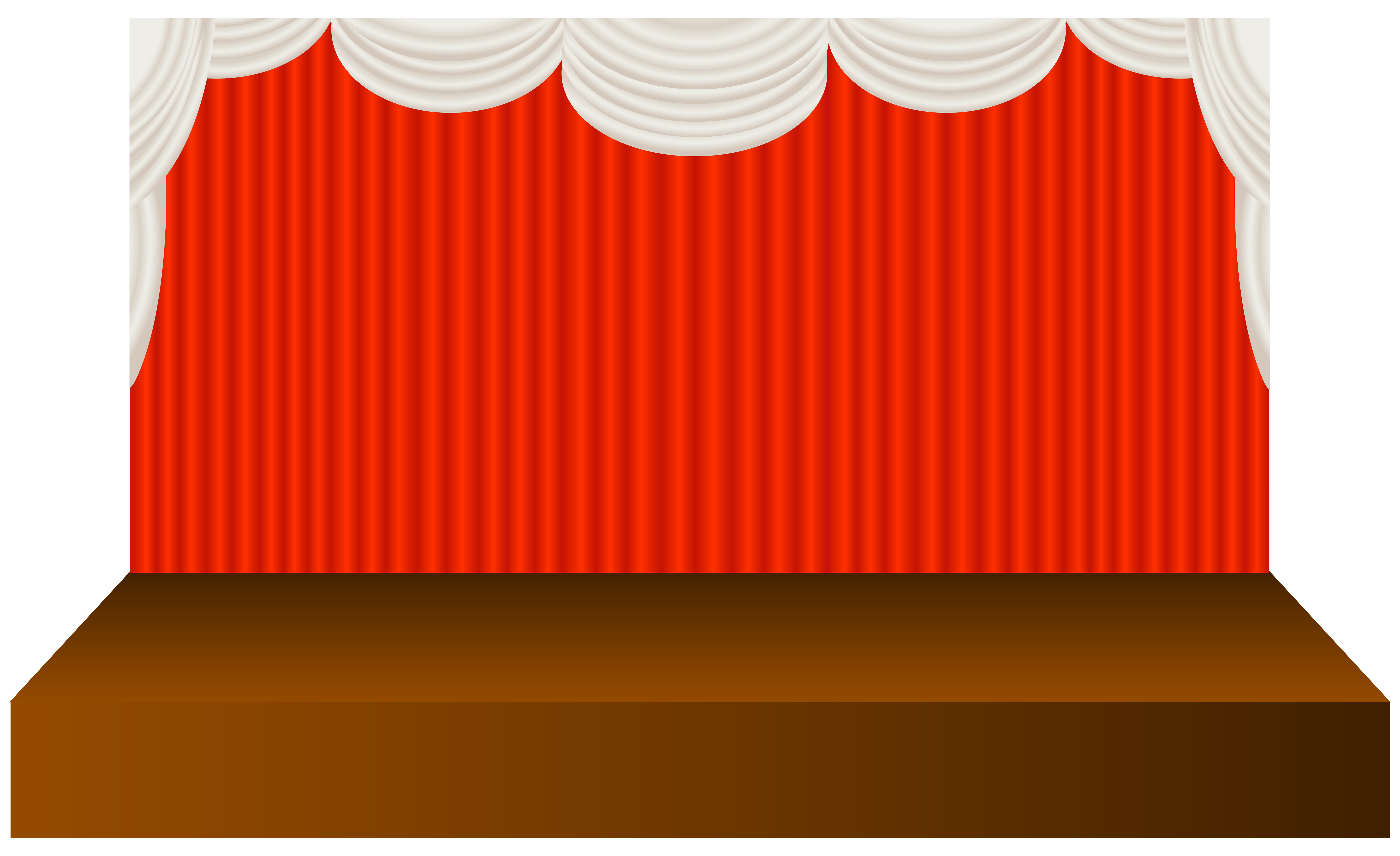 Stage star with lights clipart graphic freeuse download Stage PNG Transparent Clip Art Image | Gallery Yopriceville - High ... graphic freeuse download