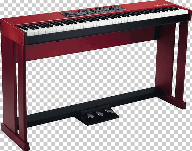Stage with keyboard clipart clipart royalty free stock Nord Stage Nord Lead Nord Piano Keyboard Stage Piano PNG ... clipart royalty free stock