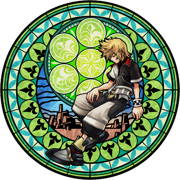 Stained glass cross clipart png stock Kingdom hearts clipart stained glass collection png stock