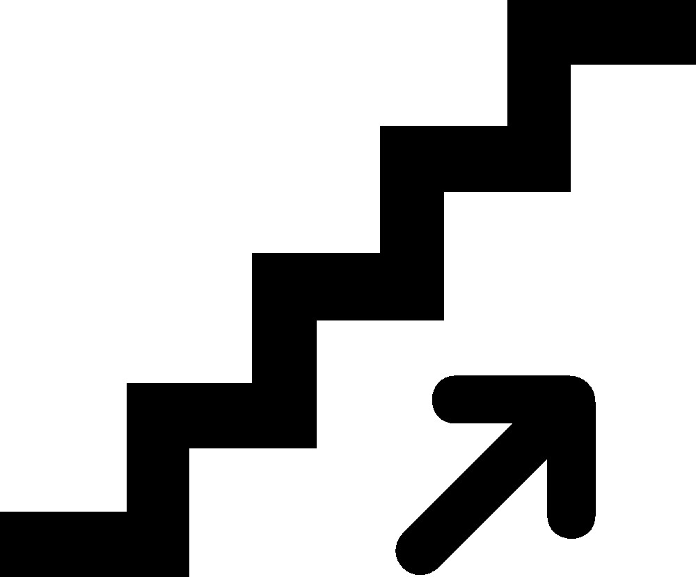 Stairs clipart black and white graphic black and white download Up stairs clipart black and white » Clipart Station graphic black and white download