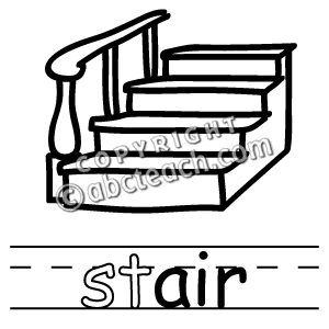 Stairs clipart black and white image royalty free Stair clipart black and white » Clipart Portal image royalty free