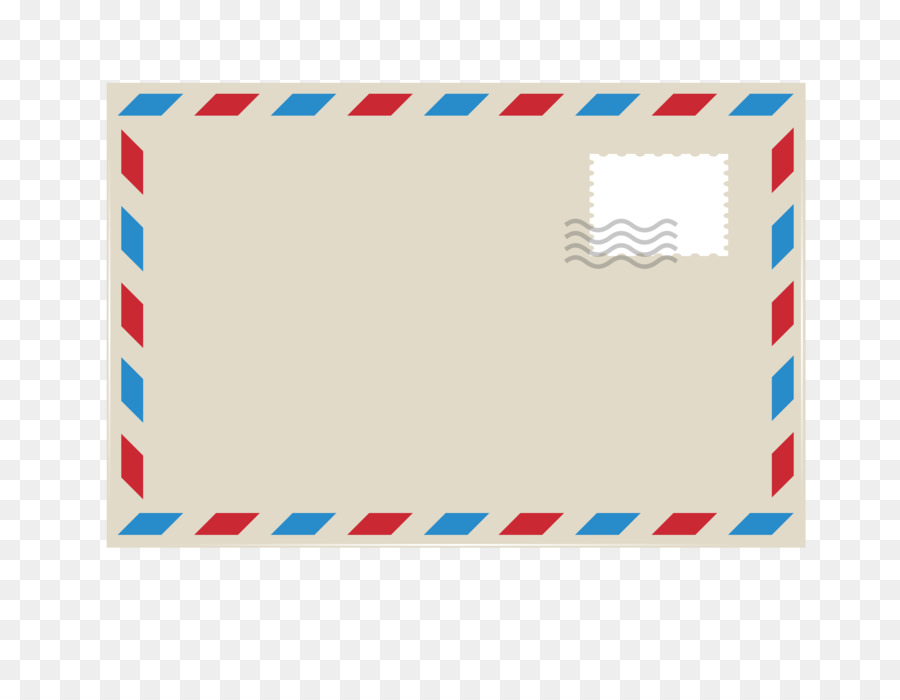 Stamped envelope clipart clip royalty free Border Template png download - 3454*2665 - Free Transparent ... clip royalty free