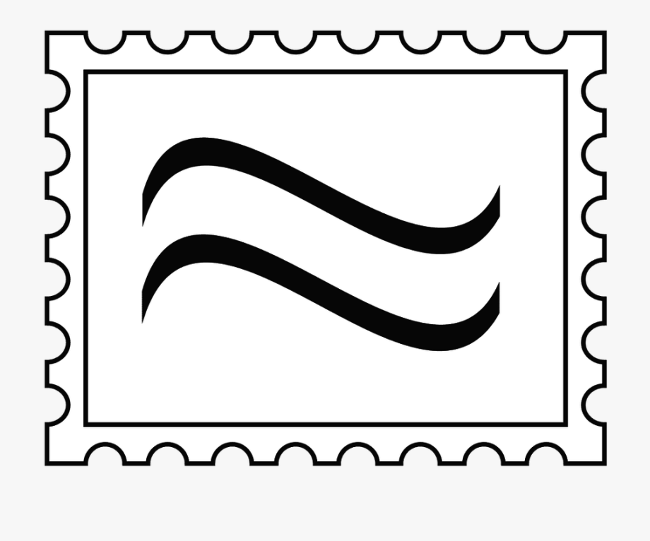 Stamped envelope clipart clipart royalty free stock Stamped Envelope Clipart - Letter Stamp Clipart #312595 ... clipart royalty free stock
