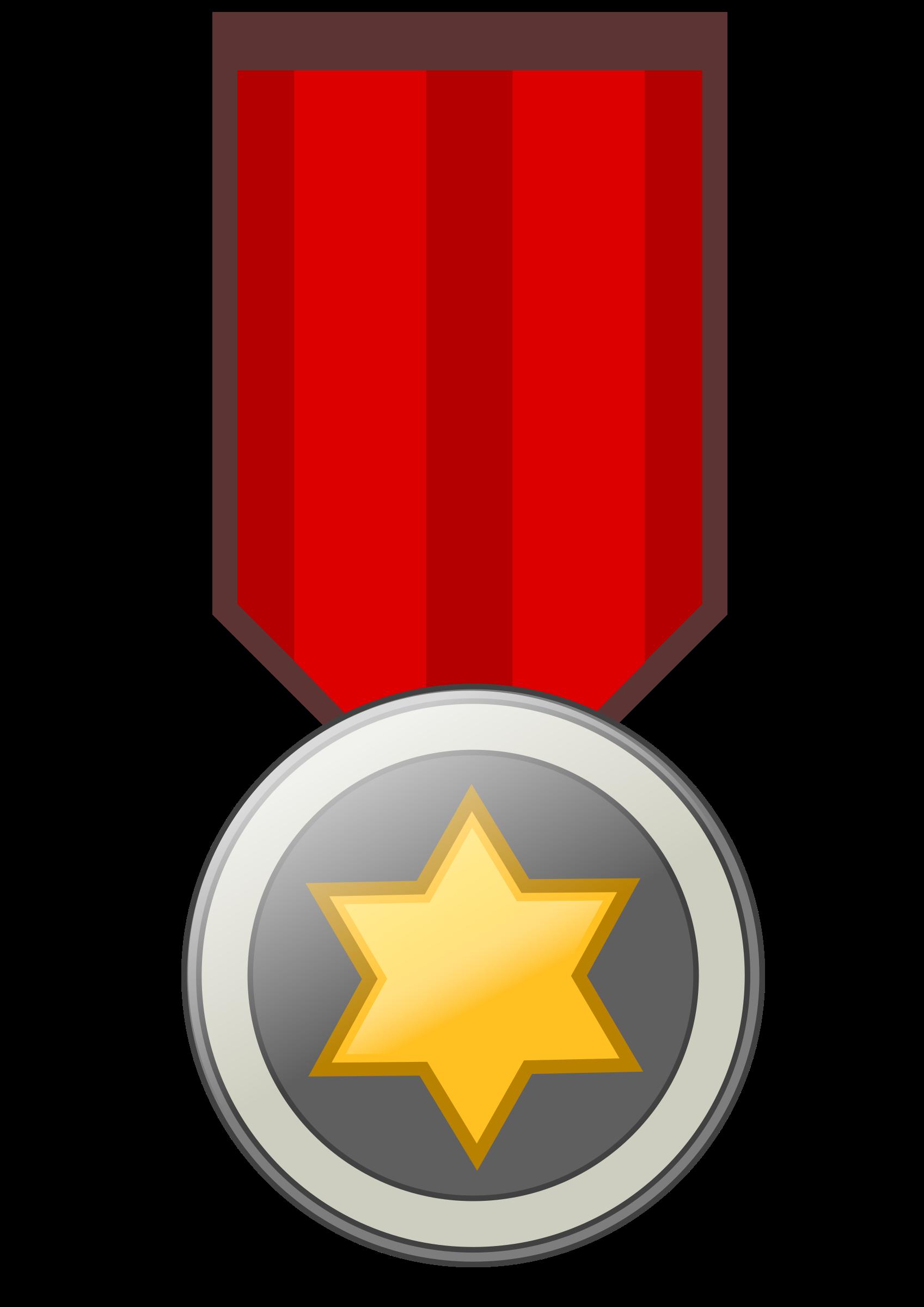 Star medal clipart image download Clipart - Star award medal remix badge image download